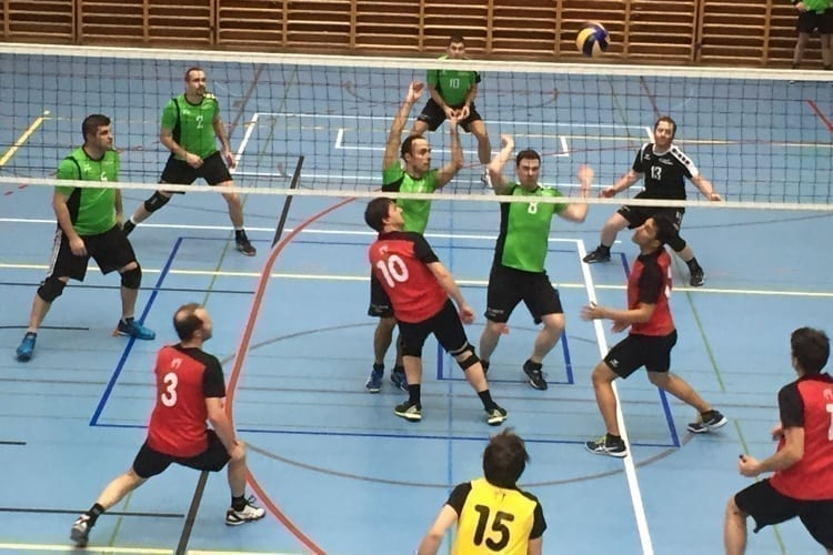 Volley m