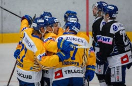 HCD 15 Dinge National League 2018/19
